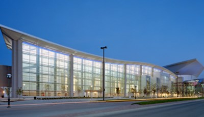 CenturyLink Center Omaha Convention Center and Arena