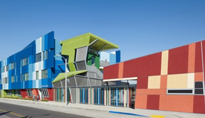 LAUSD South Region Elementary School #2