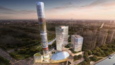 Baoshan Long Beach Winder Tower